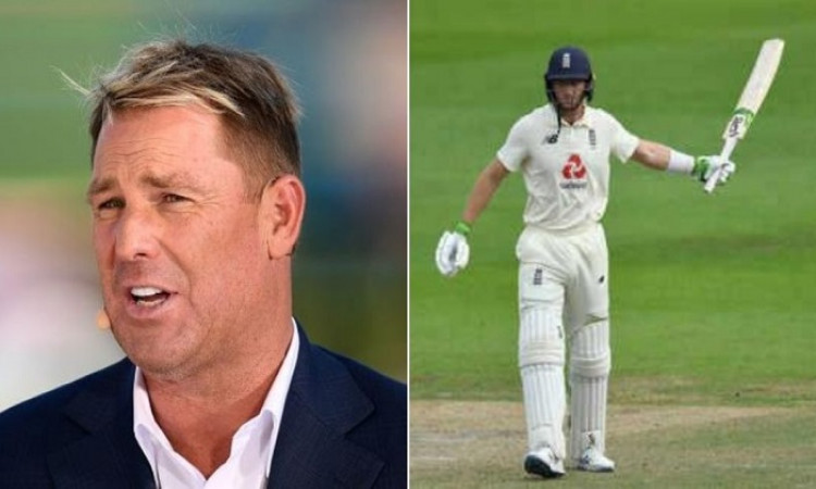 JOS BUTTLER AND WARNE
