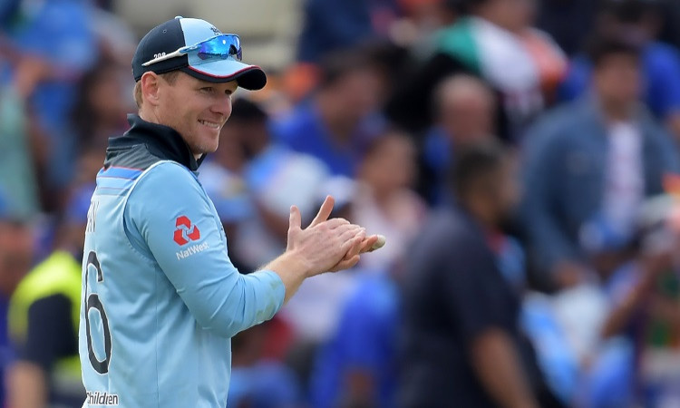 100th win as captain for Eoin Morgan in International Cricket