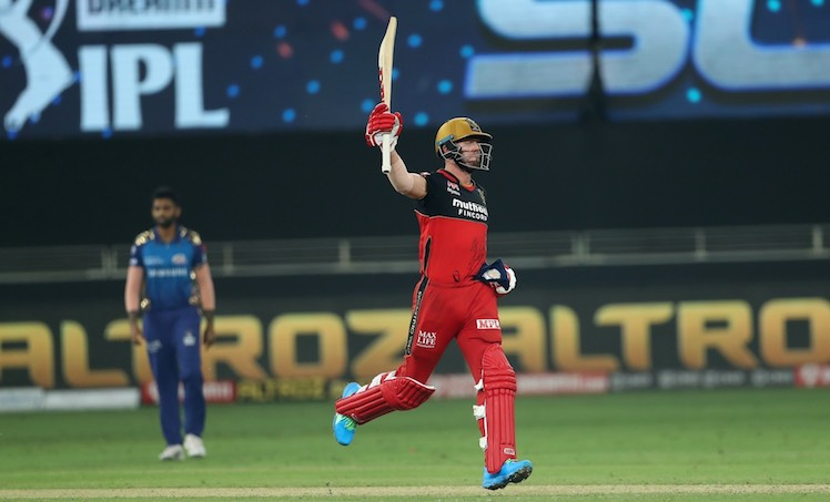 AB DeVilliers (RCB V MI) Images in Hindi