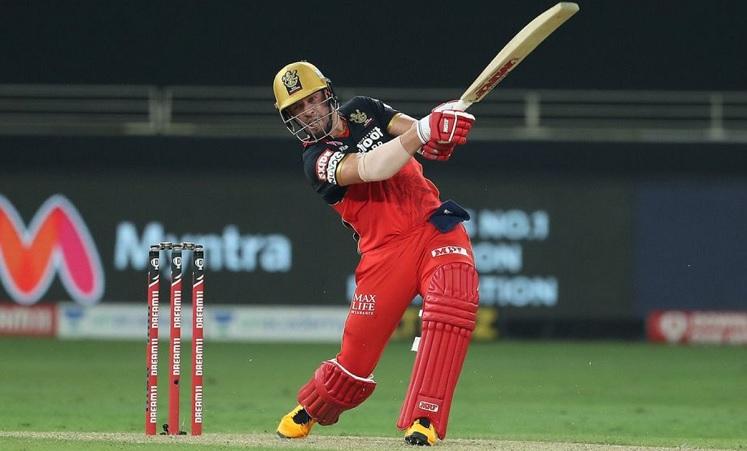 RCB post runs target for Mumbai Indians