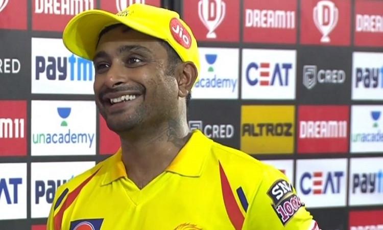 Ambati Rayudu Chennai Super Kings