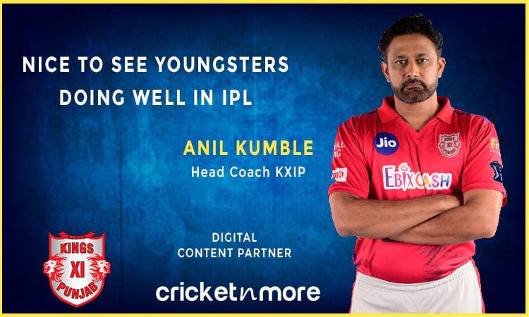 Anil Kumble Interview