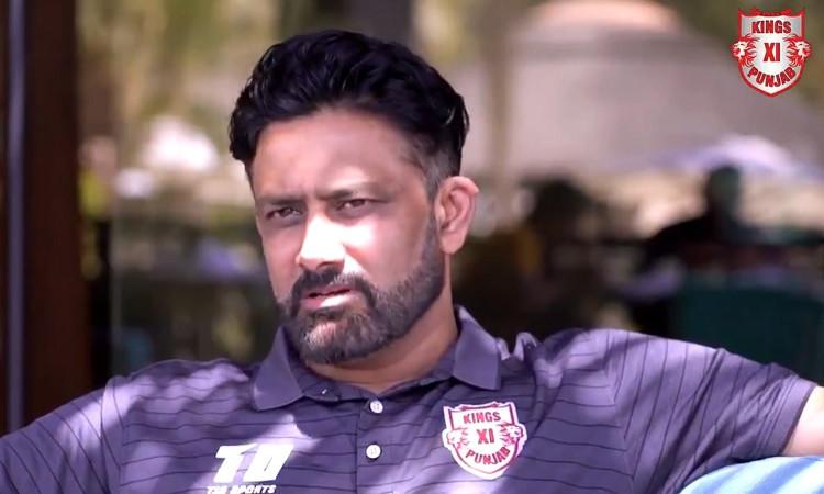 Anil Kumble Kings XI Punjab