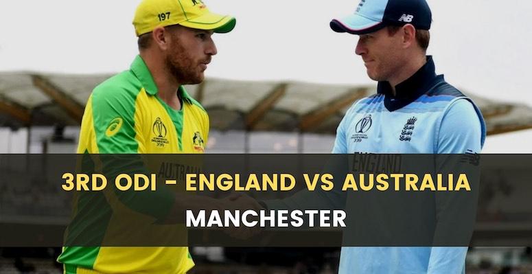 England vs Australia 3rd ODI fantasy Tips