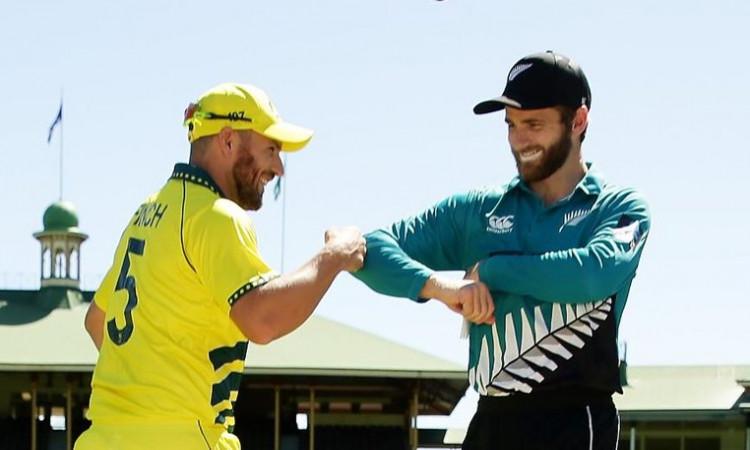 Australia vs New Zealand ODI