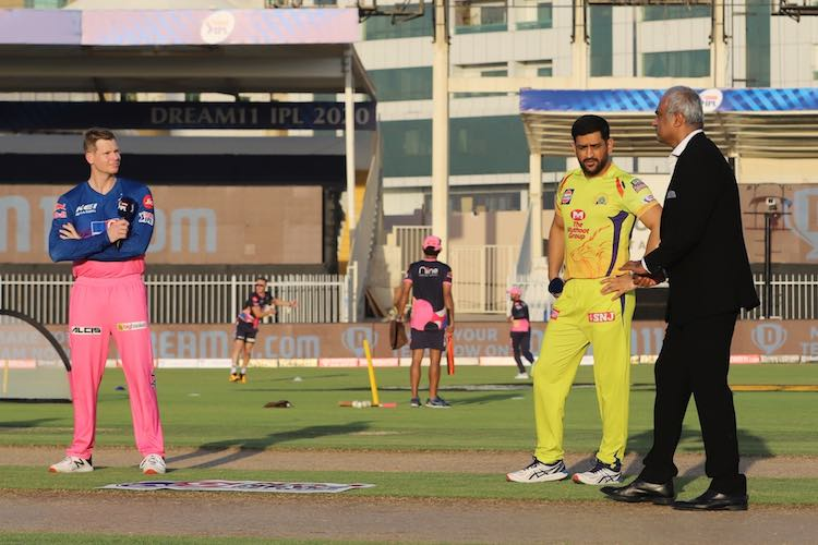 CSK Vs RR Photo Highlights Images