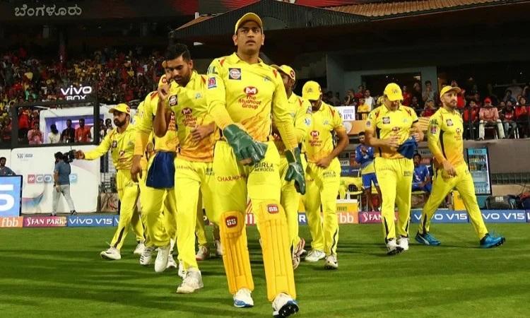 Chennai Super Kings IPL 2020