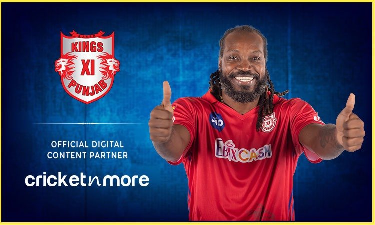 Gayle interview