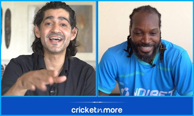 Gayle In Interview