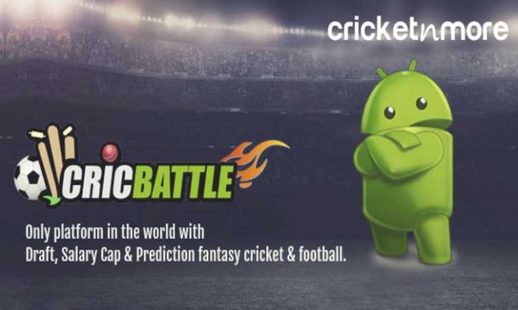 Cricketnmore-Cricbattle  association