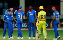 Delhi capitals beat Chennai super kings by 44 runs