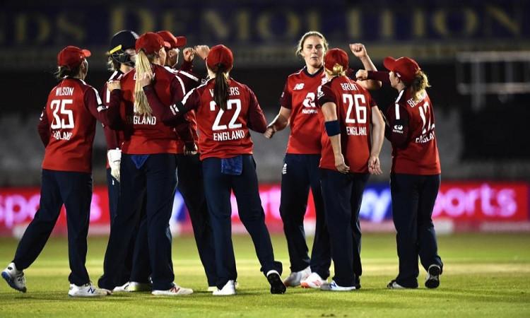England Woman Cricket Team