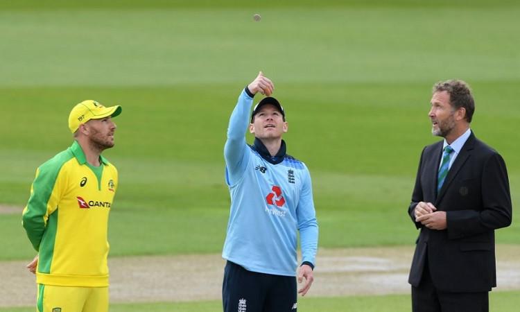 England vs Australia 2nd ODI Toss