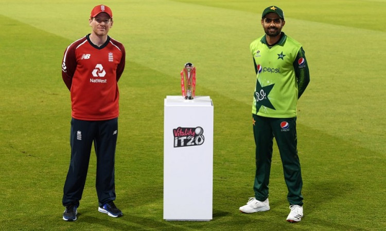 England vs Pakistan T20I series