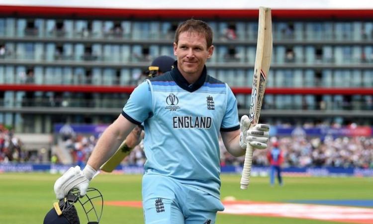 Eoin Morgan 200 ODI sixes for england