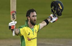 Glenn Maxwell 3rd ODI