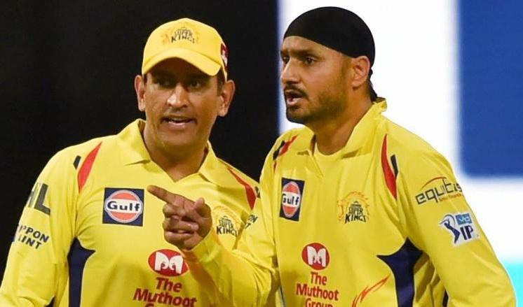 Harbhajan Singh Chennai Super Kings