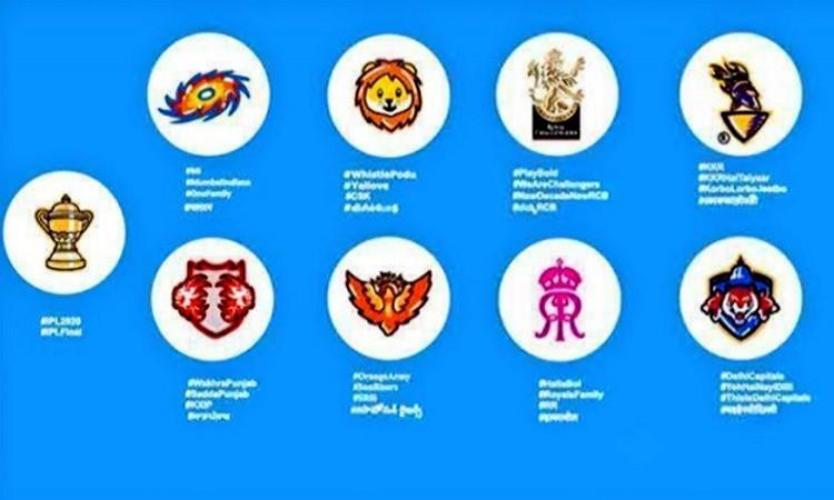 IPL 2020 Emoji