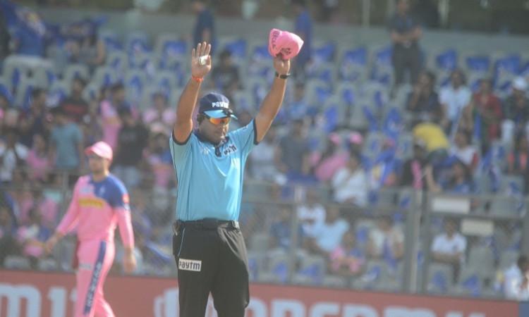 IPL 2020 Umpire