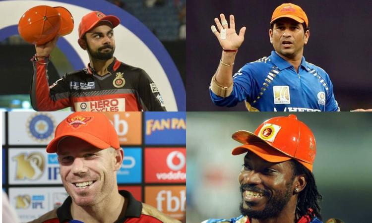 IPL Orange Cap Winners List