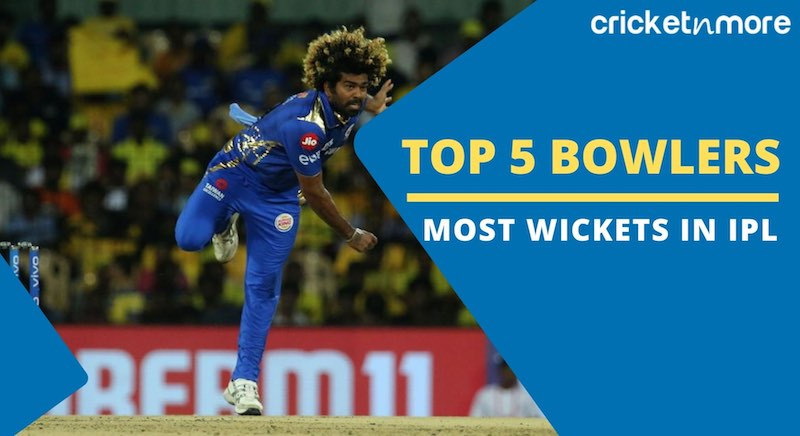IPL Records - Top Five Bowlers With Most Wickets Images