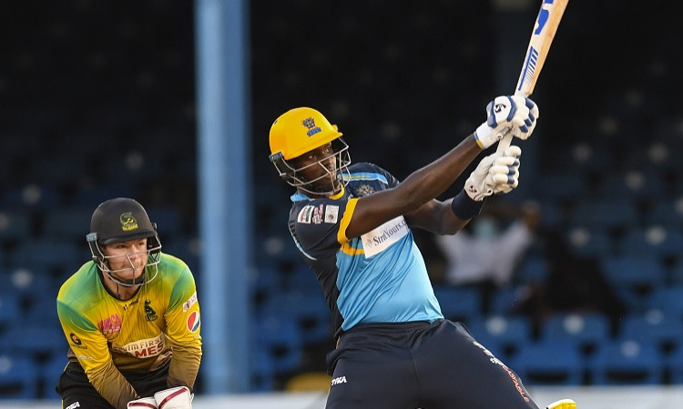 Jason Holder Barbados Tridents