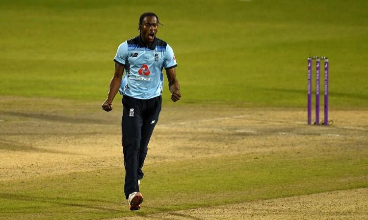 Jofra Archer England Cricket