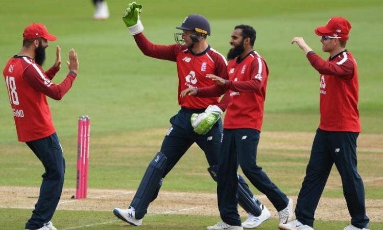 Jos Buttler England Cricket