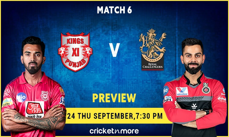 Kings XI Punjab vs royal challengers bangalore