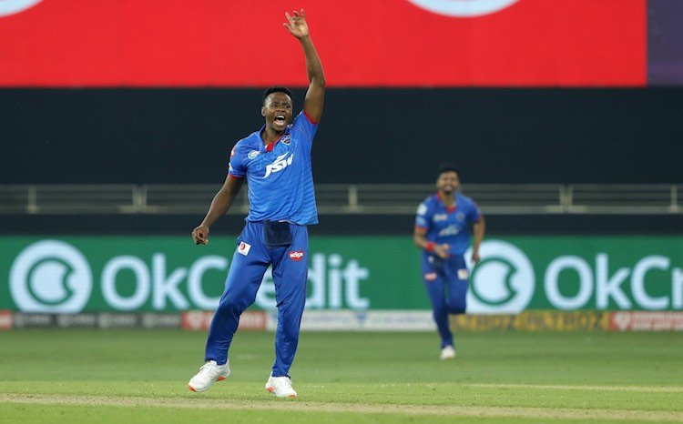 Kagiso Rabada In Action Images in Hindi