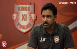 Kings XI Punjab Head Coach Anil Kumble