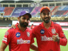 KL Rahul and Mohammad Shami