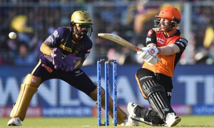 IPL 2020 Match 8 Kolkata Knight Riders vs Sunrisers Hyderabad predicted xi