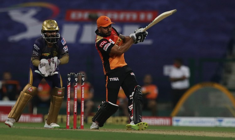 Manish Pandey (SRH V KKR) Images in Hindi
