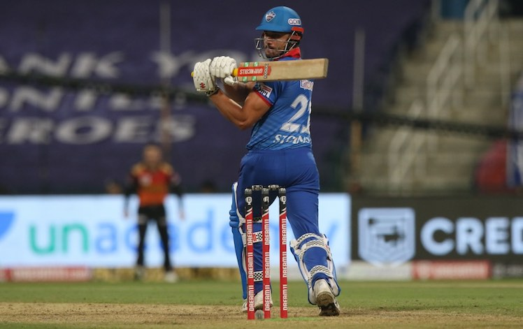 Marcus Stoinis (DC V SRH) Images in Hindi