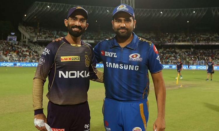 Mumbai Indians vs Kolkata Knight Riders Probable XI