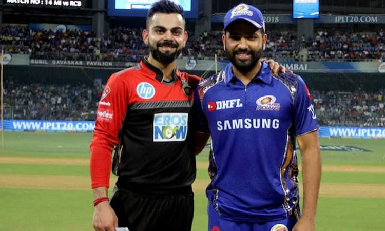Mumbai Indians vs RCB