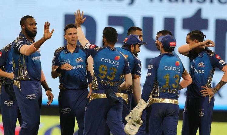 mumbai indians first win in ipl 2020