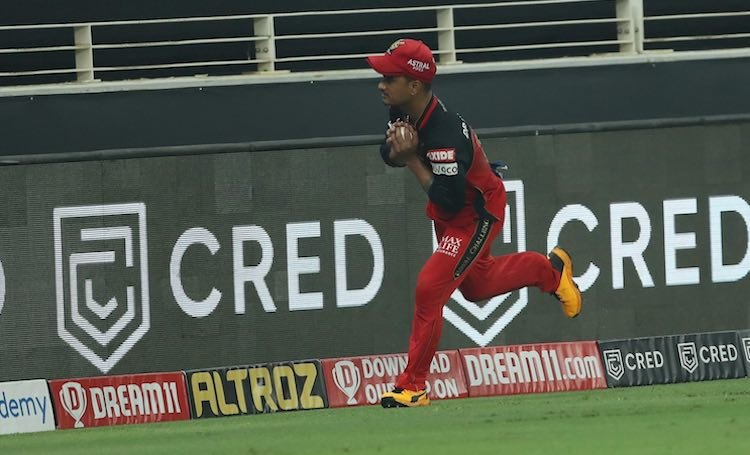 Pawan Negi (RCB V MI) Images in Hindi