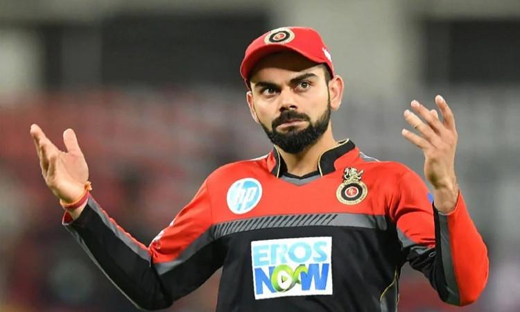 RCB captain Virat Kohli