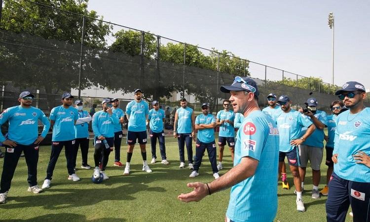Ricky Ponting Delhi Capitals