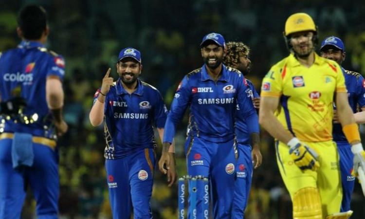 Rohit Sharma vs Chennai Super Kings
