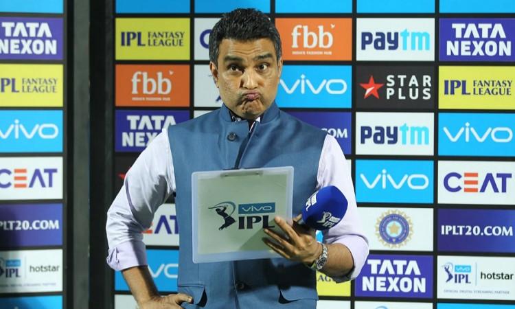 Sanjay Manjrekar IPL 2020