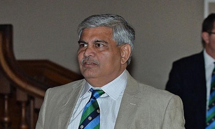 Shashank Manohar ICC