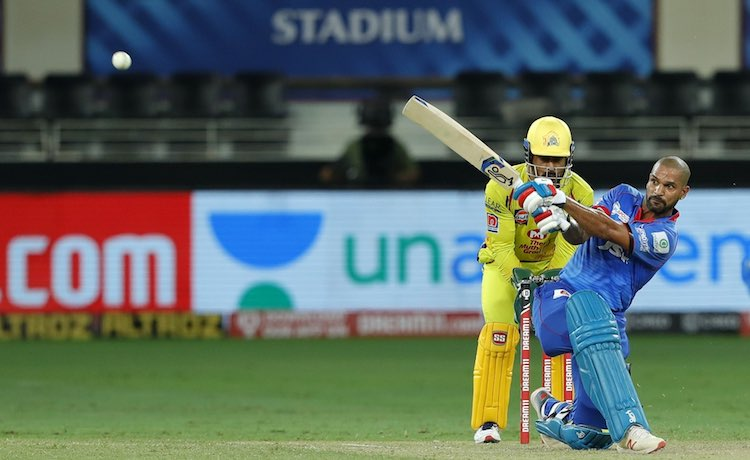 Shikhar Dhawan (DC V CSK) Images in Hindi