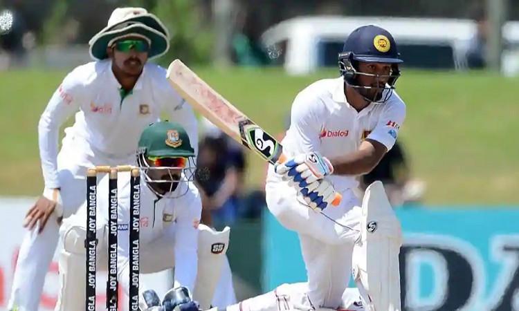 Sri Lanka vs Bangladesh Test
