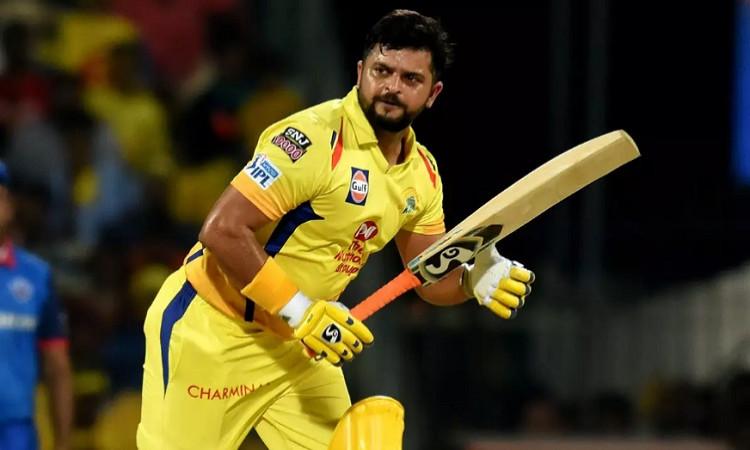 Suresh Raina IPL 2020