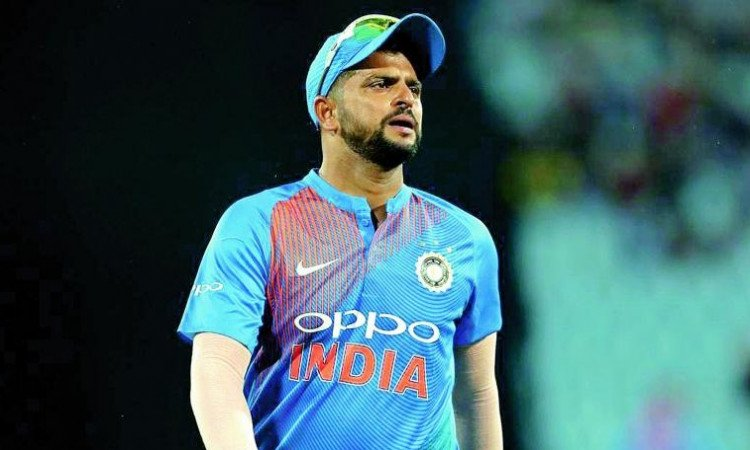 Suresh Raina Speaks Out on Death of Relatives in pathankot