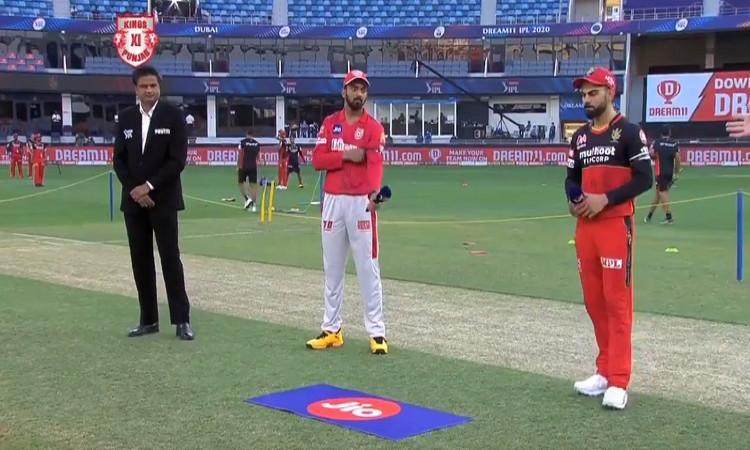 RCB vs Punjab