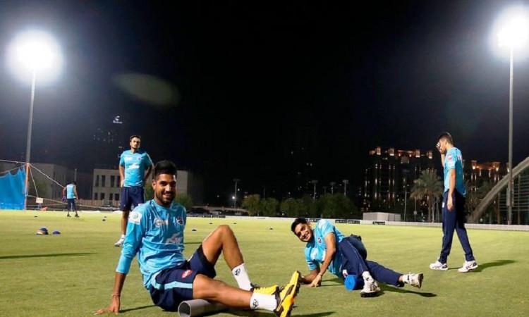 Tushar Deshpande and Lalit Yadav